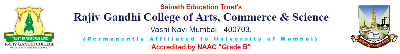 Rajiv Gandhi College, Vashi